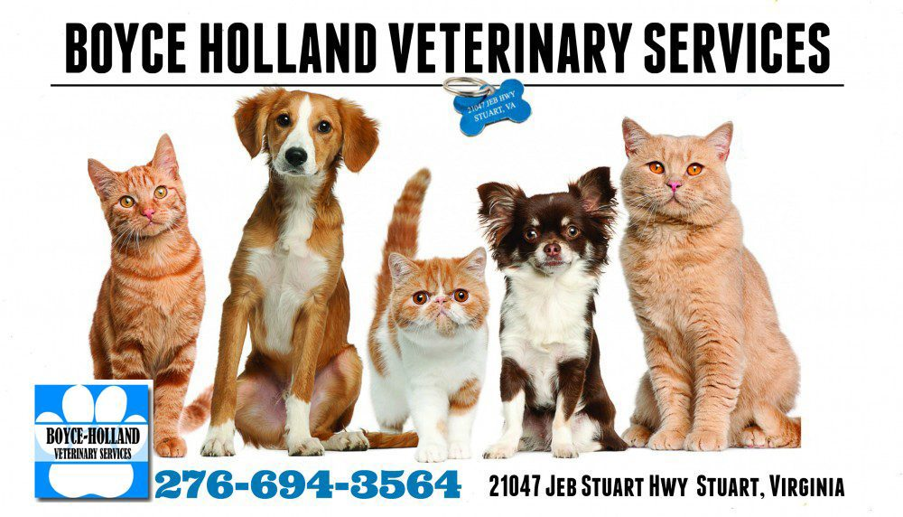 Boyce-Holland Veterinary Service